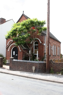 Chapel In Wereton Road Audley