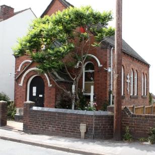 Chapel In Wereton Road Audley